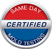 Same Day Mold Testing